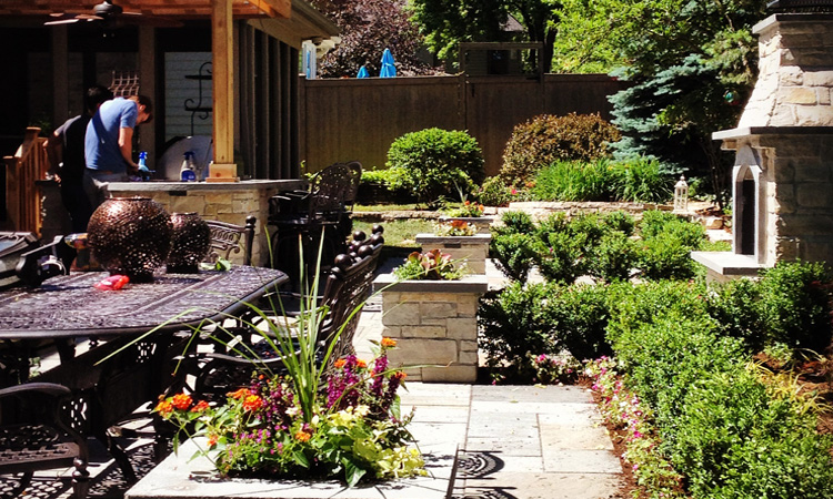 Landscaping Contractors Top Baywood Landscape Contractors